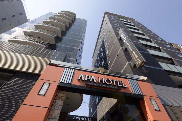 APA Hotel Saitama Shintoshin-Eki Kita