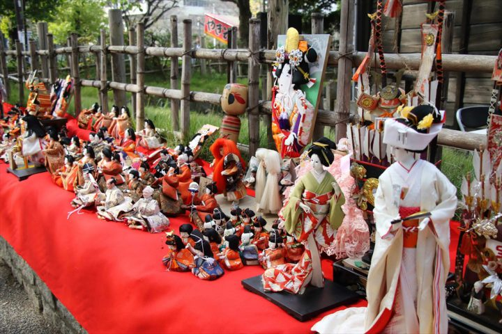Doll Town Iwatsuki – Doll Memorial Ceremony