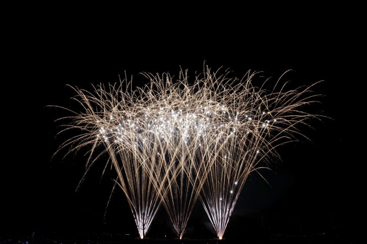 Saitama Fireworks Festival Omagi Park, Higashi Urawa