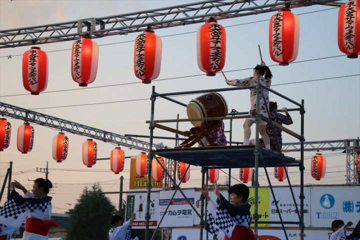 Omiya Summer Festival Higashi-Omiya Summer Festival