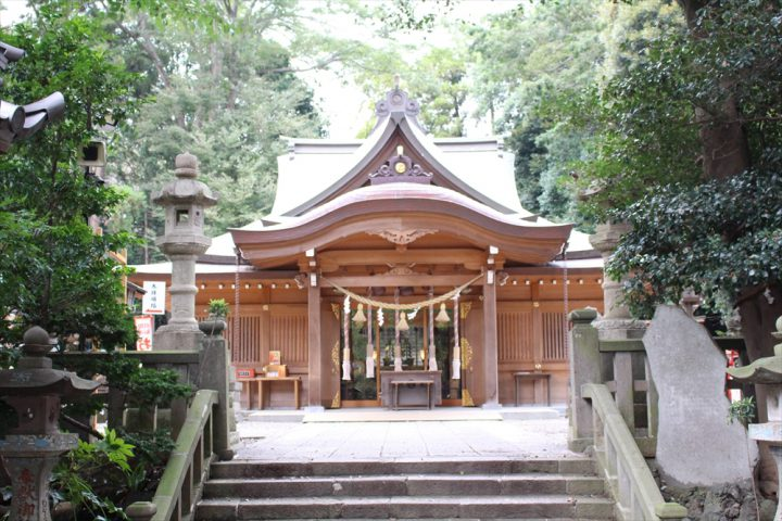 Hisaizu-jinja Shrine