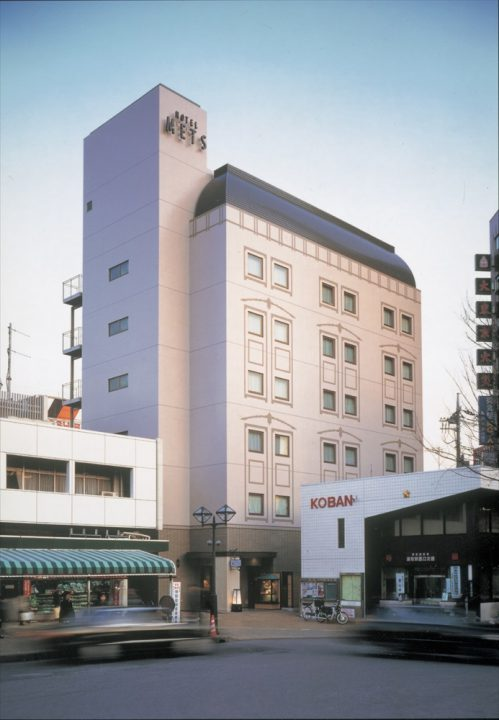 JR-EAST Hotel Mets Urawa