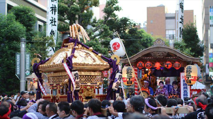 Urawa Festival Mikoshi Togyo (Parade)