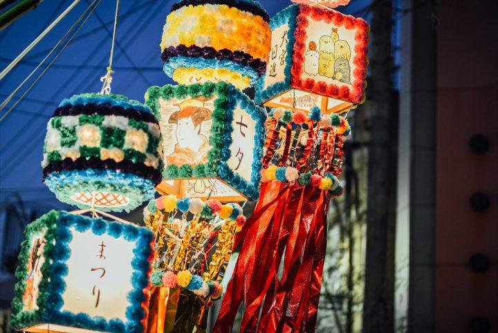 Omiya Summer Festival Omiya Nisshin Tanabata Festival