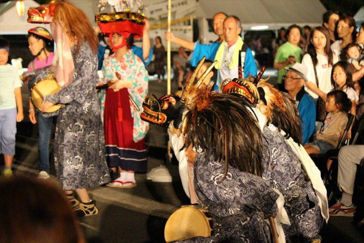 Omiya Summer Festival Sashiougi Festival