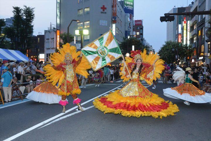 Omiya Summer Festival Spark Carnival