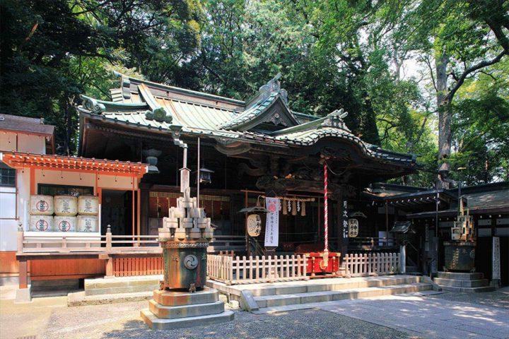 Tsuki-jinja Shrine