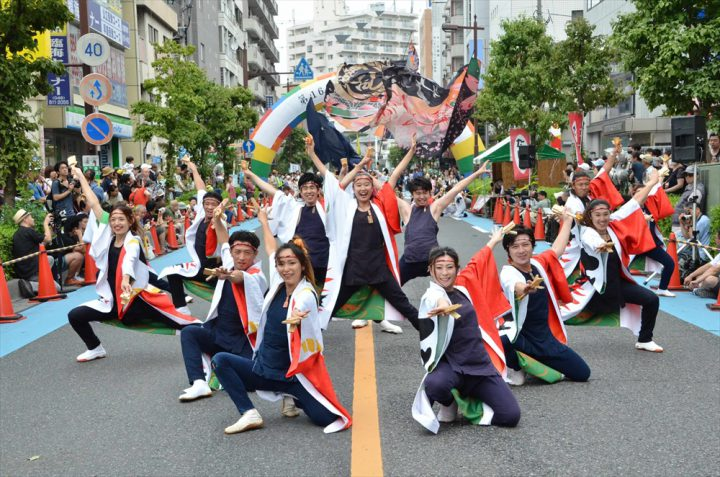 Urawa Festival Urawa Yosakoi Dance