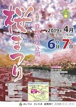 岩槻城址公園桜まつり