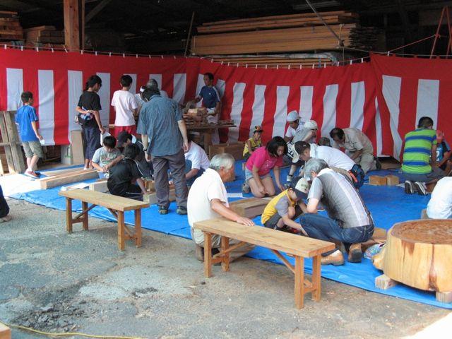 夏祭り・親子木工教室01web用