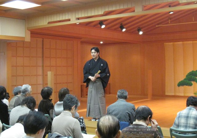 今年の演目を分かりやすく解説!「大宮薪能を楽しく観る講座」が開催されます。