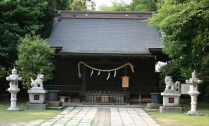 田島氷川社