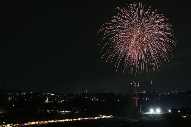 「さいたま市花火大会」3会場すべてで一般優待席の販売を行います!!