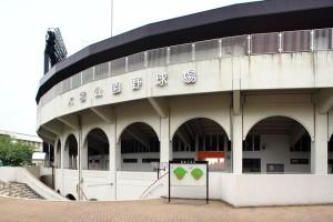 埼玉県営大宮公園野球場(開会式会場)