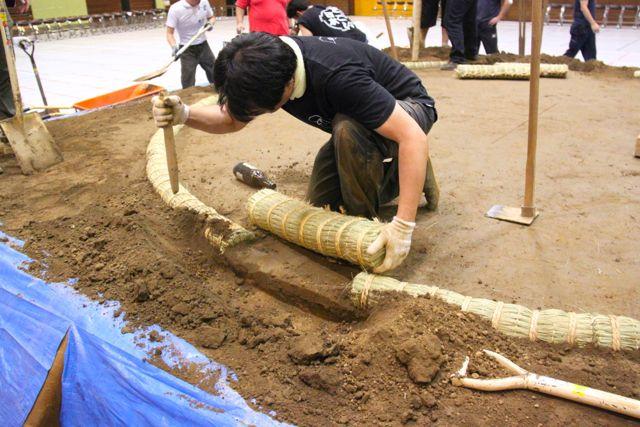「大相撲さいたま場所」土俵作りなどを行うボランティアスタッフを募集しています!