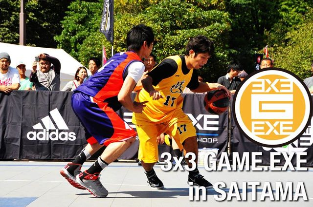 「3×3 GAME.EXE in SAITAMA」が開催されます!