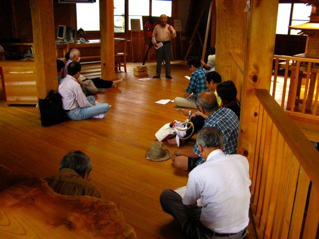 木の博物館 木力館で「無垢のリフォーム講座」が開催されます!