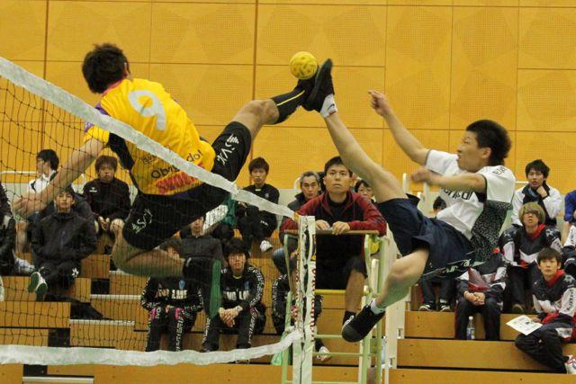 「第20回全日本学生セパタクローオープン選手権大会」が開催されます!