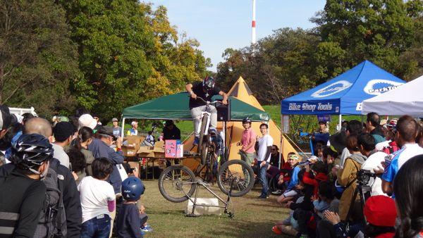 「秋ヶ瀬の森バイクロア6」が開催されます!