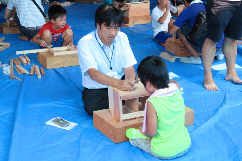 """今年のテーマは「ふれて、体験!埼玉の木」。恒例の""""木力館2017夏祭り""""が開催されます!"""