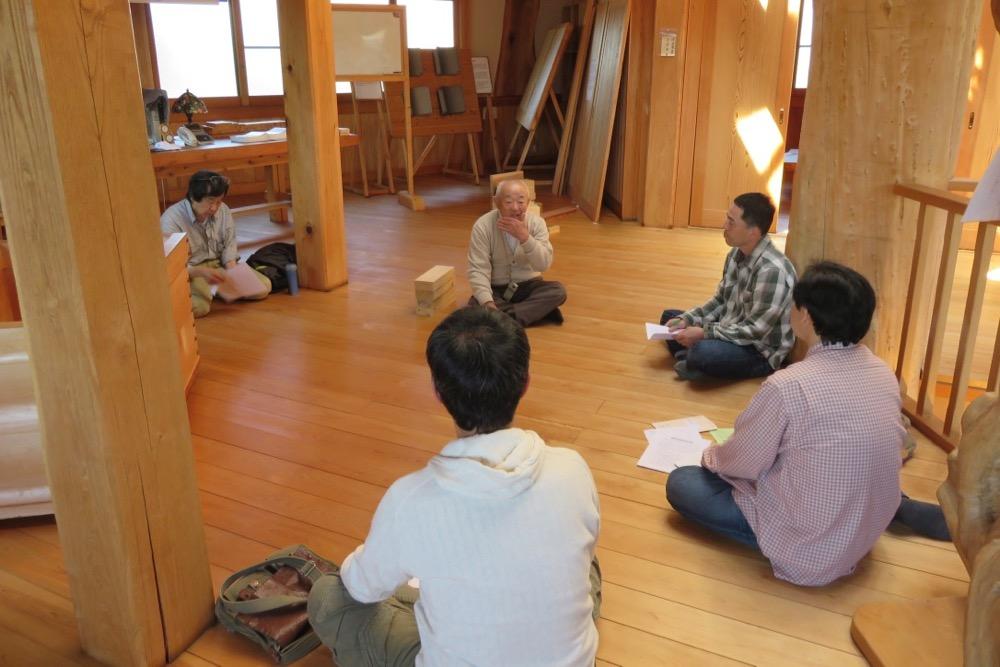 """木の博物館""""木力館""""で国産材の家づくり講座が開催されます。"""