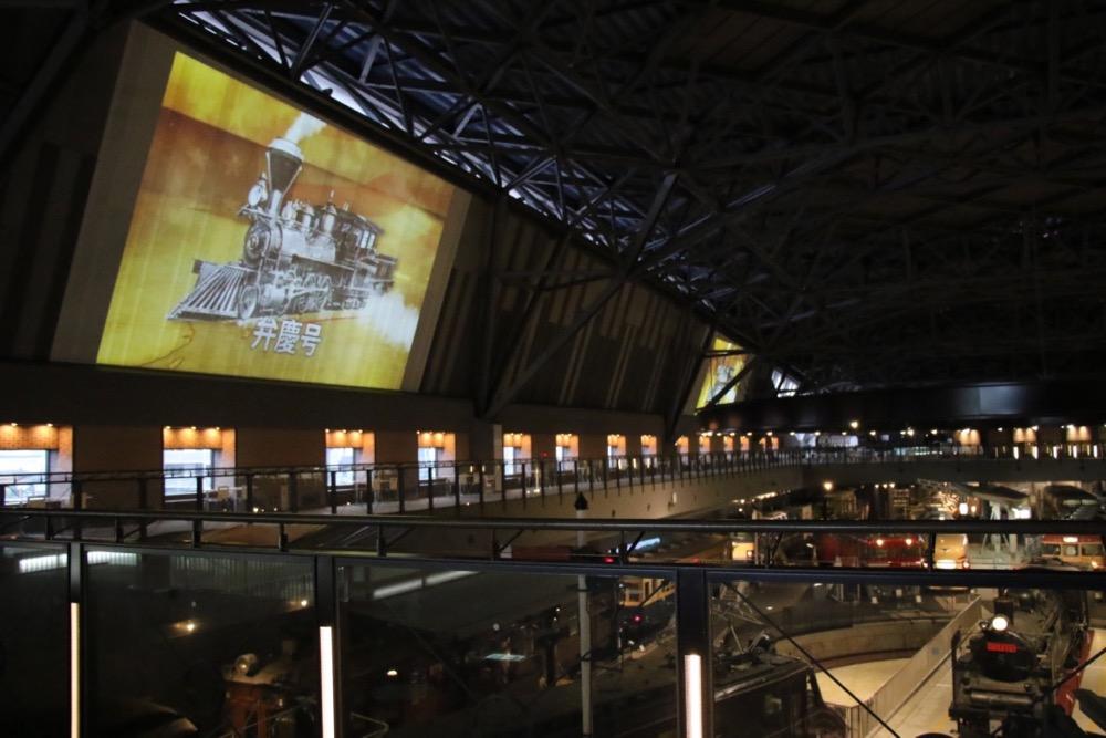 鉄道博物館の車両ステーションがリニューアル!