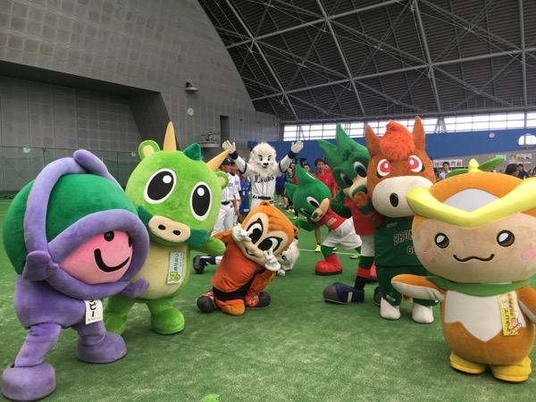 「プライドリームス埼玉 親子スポーツクリニック2018」が開催されます!(開催中止になりました)