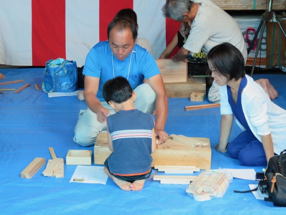 「木力館 2019 夏祭り 〜あそんで、体感! 埼玉の木〜」が開催されます。