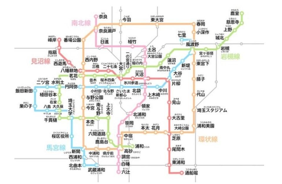 さいたま市の背中(137)『さいたま市に足りないのは地下鉄だ!』